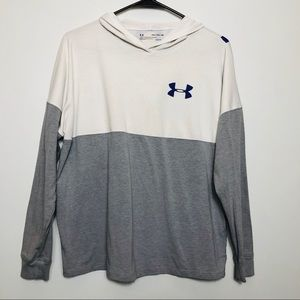 Under Armour Hooded Pullover Sweatshirt YXL